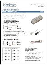 LD2000-P Installation Instructions