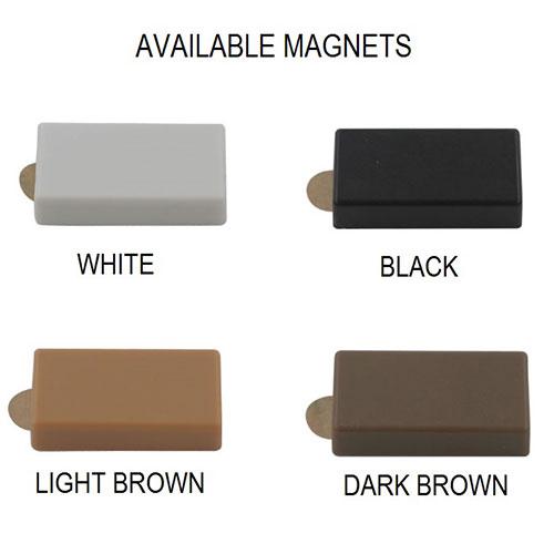 LD1402 magnets colour range