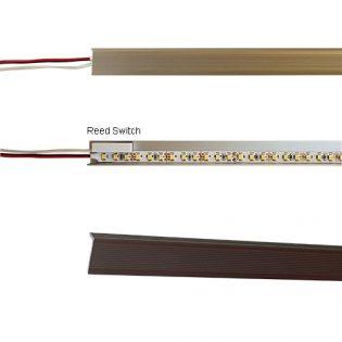 LED strip lighting kit