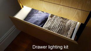 drawer lighting kit