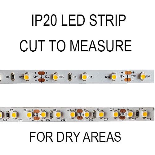 IP20 LED Strip-60-120-Dry-Area