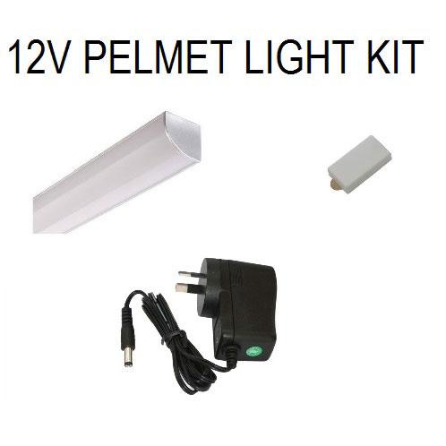 12V Door Activated Pelmet Light Kit