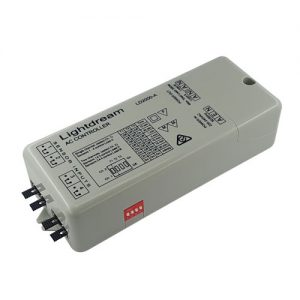 LD2000-A AC Controller angled view