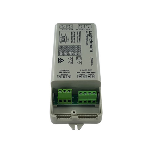 LD2000-A AC Controller connection view