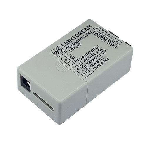 LD2040 DC Controller 12/24VDC 5A four input