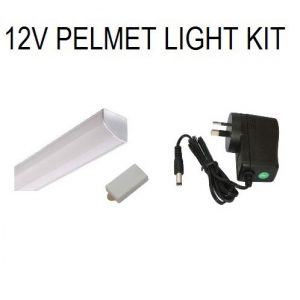 12V Door Activated Pelmet Light Kit