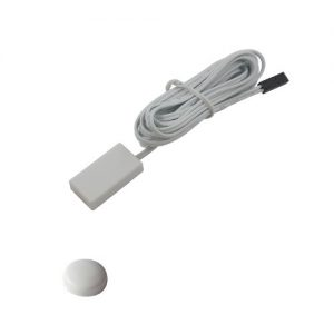 LD1402 surface mounted reed sensor & magnet white