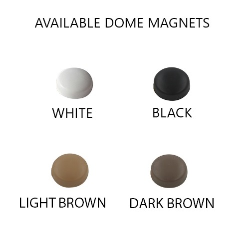 available dome magnets