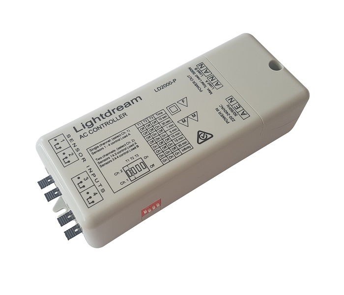 Lightdream AC controller for mini PIR LD2000-P
