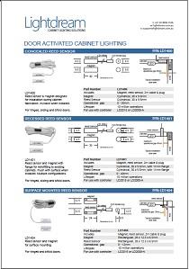 door activated lighting catalog thumb