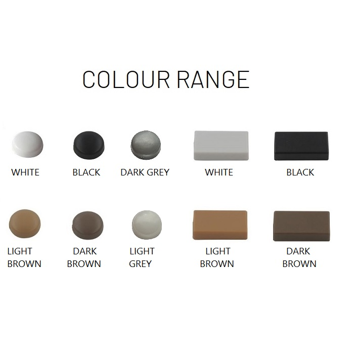 LD1402 colour range for reed switch and magnet